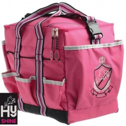 HySHINE Deluxe Grooming Bag – Pink
