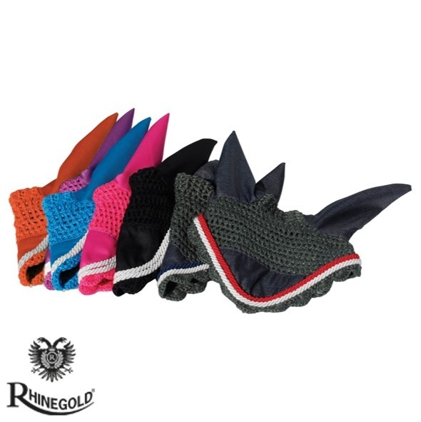 Rhinegold Fly Veil/Noise Muffler