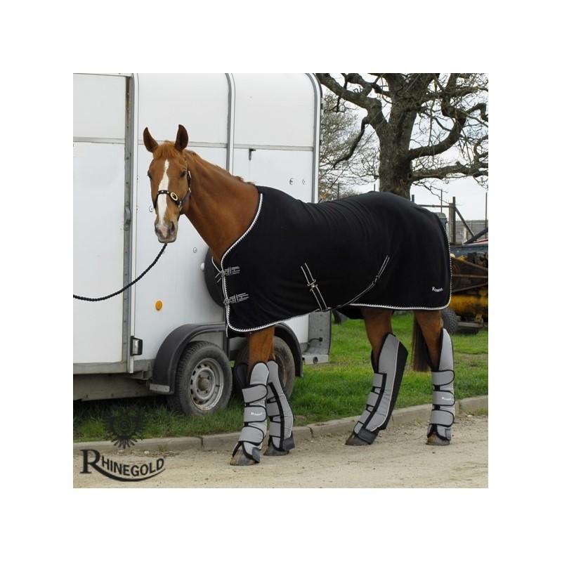 Rhinegold Elite Ripstop Full Length Travel Boots
