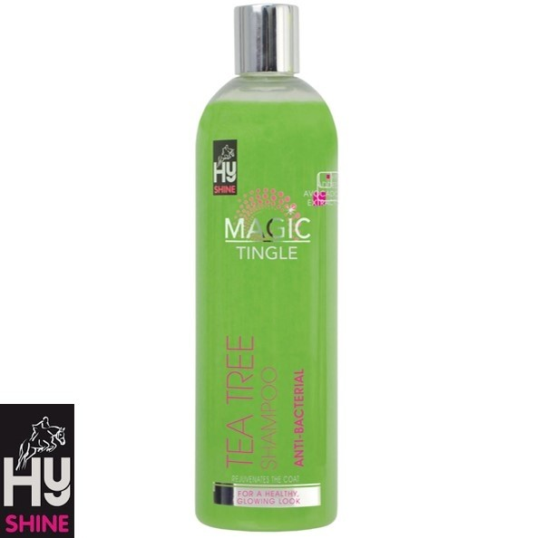 HySHINE Magic Tingle Tea Tree Shampoo