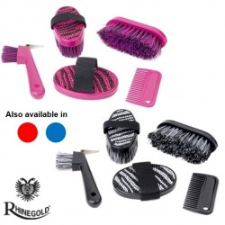 Rhinegold Glitter Junior Grooming Kit
