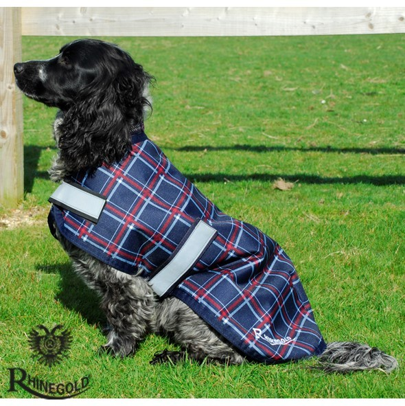 Rhinegold Waterproof Dog Coat