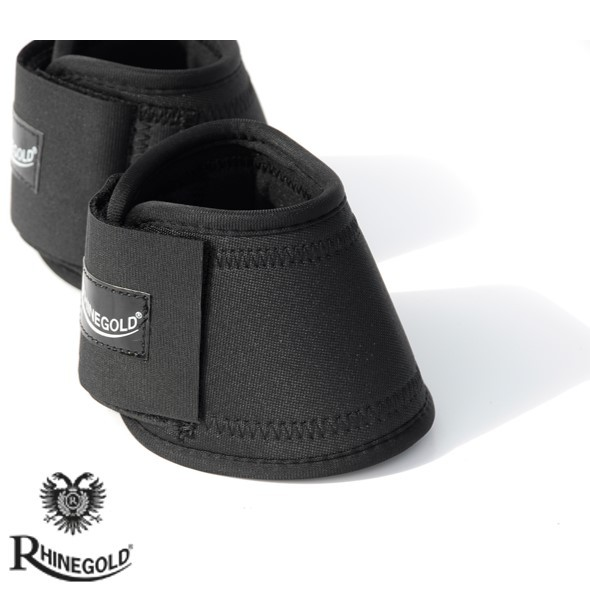 Rhinegold Double Touch Over Reach Boots