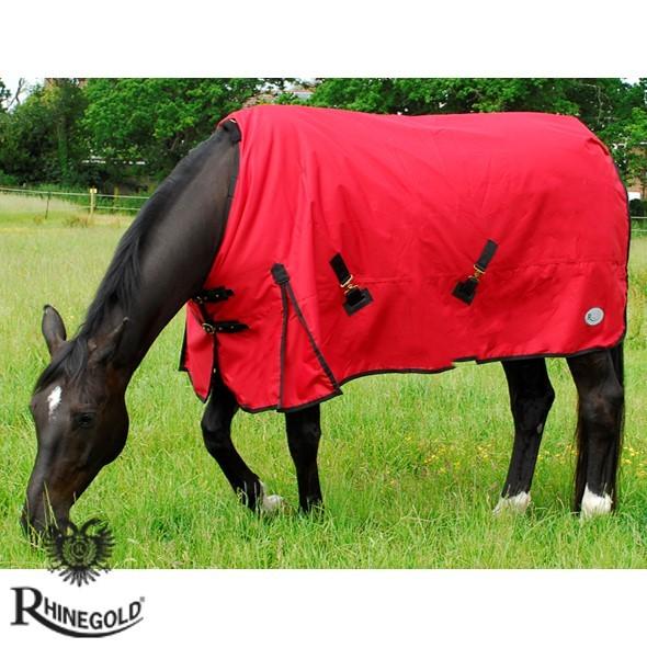"""Rhinegold Breathable Konig Mediumweight Outdoor Rug – 4'6"""" - 7'0"""""""