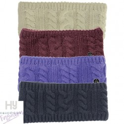 HyFASHION Meribel Cable Knit Headband