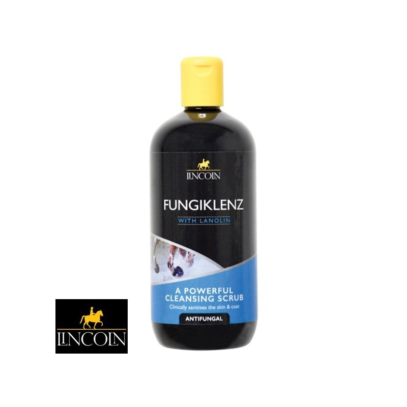 Lincoln Fungiklenz with Lanolin