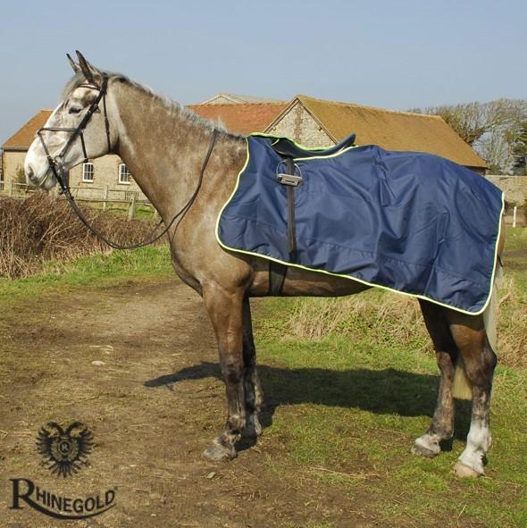 Rhinegold Three Quarter Length Waterproof Ride-on Rug