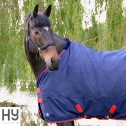 """Hy Lightweight Turnout Rug – 4'6 - 7'0"""""""