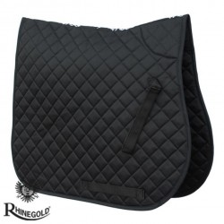 Rhinegold Cotton Quilted Saddle Cloth
