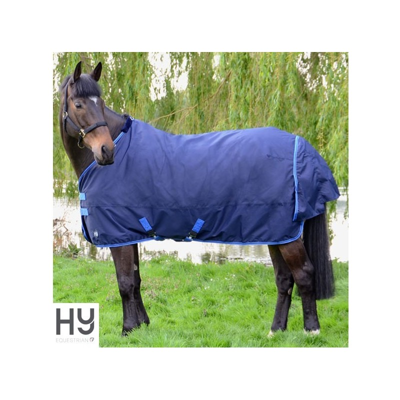 Hy Lightweight 100 Turnout Rug – 4'6 - 7'0""