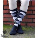 Rhinegold Mens Fully Cushioned Sole Riding Socks