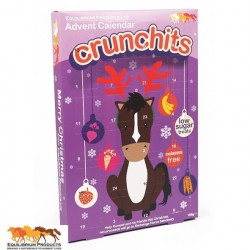 Equilibrium Crunchits Advent Calendar (Laminitis friendly!)