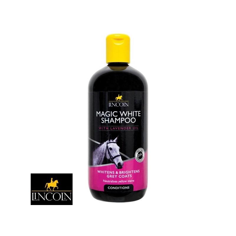Lincoln Magic White Shampoo