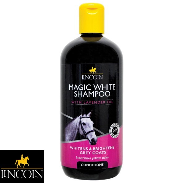 Lincoln Magic White Shampoo