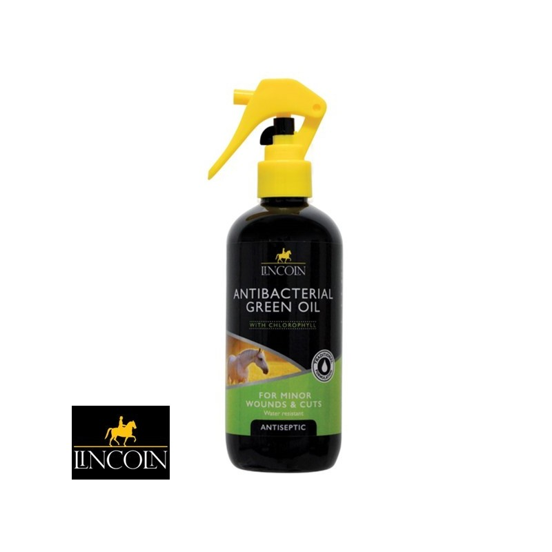 Lincoln Antibacterial Green Oil  – 250ml