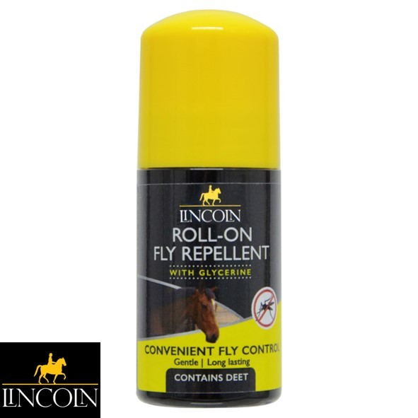 Lincoln Fly Repellent Roll-On