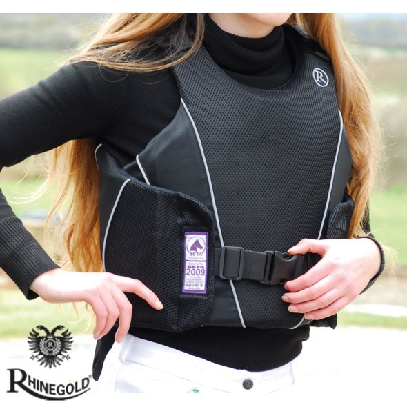 Rhinegold Adult Beta 2009 Level 3 Body Protector
