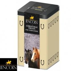 Lincoln Horse Treats Tin