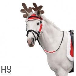 Hy Christmas Reindeer Antlers