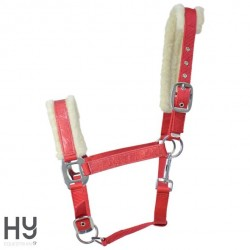 Hy Christmas Santa Head Collar