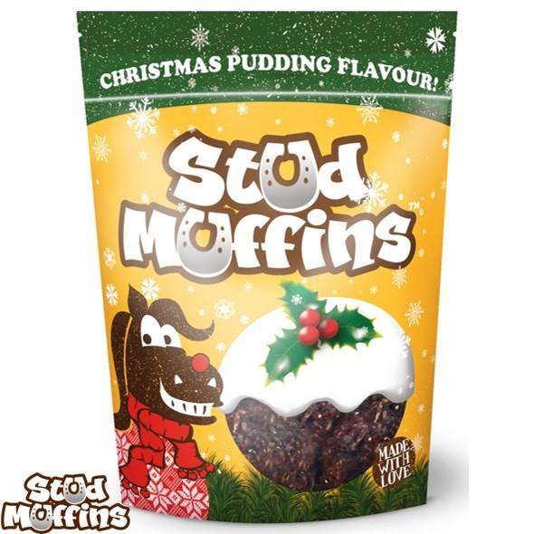 Likit Stud Muffins Christmas Pudding