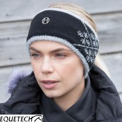 Equetech Crystal Knit Headband