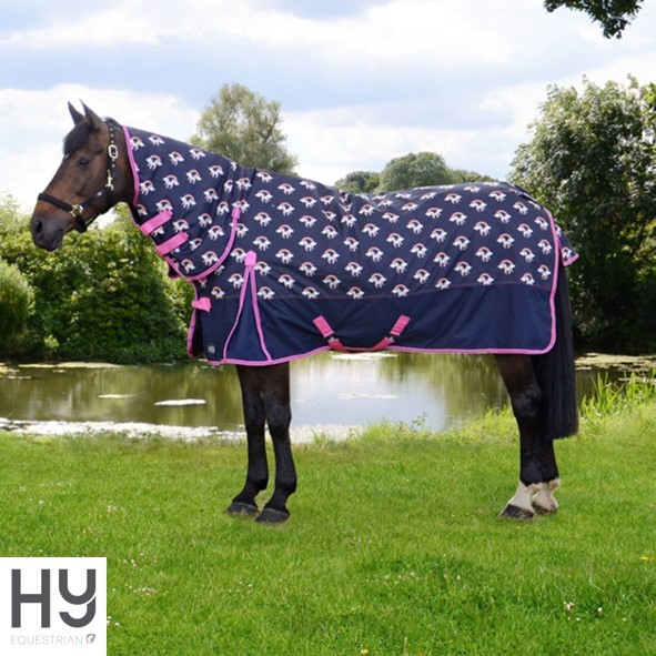 "StormX Original Unicorn 200 Combi Turnout Rug – 4'0"" - 7'0"""