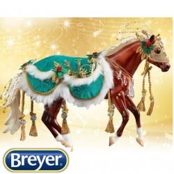 Minstrel Breyer Holiday Horse 2019