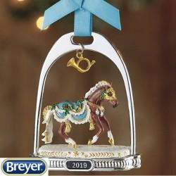 Breyer Minstrel Stirrup Ornament