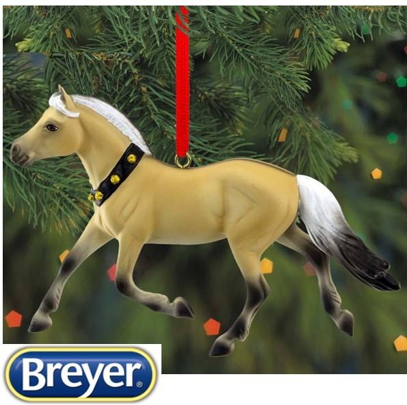 Breyer Fjord Beautiful Breeds Ornament