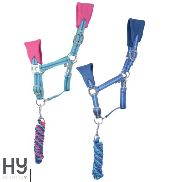 Hy Zeddy Fleece Head Collar...