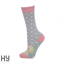 HyFASHION Unicorn Socks