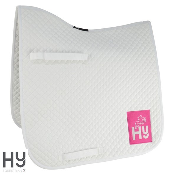 HyWITHER Embroidered Competition Dressage Pad