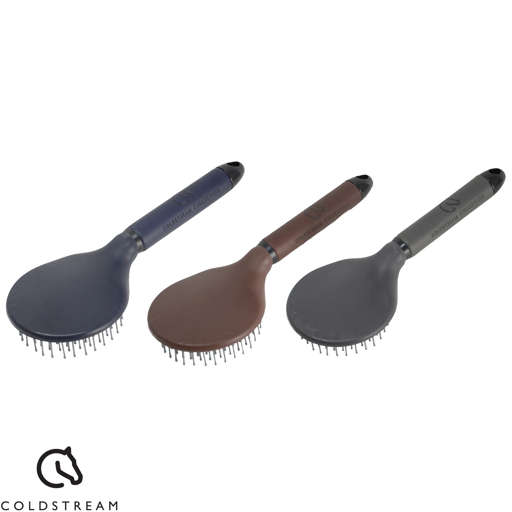 Coldstream Faux Leather Mane and Tail Brush