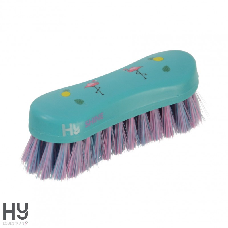 HySHINE Flamingo Face Brush
