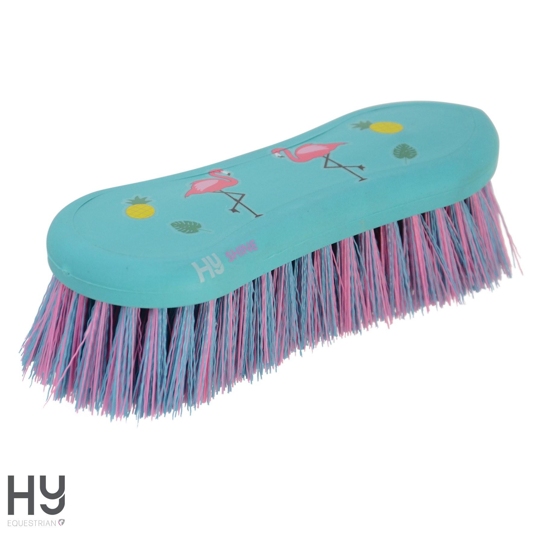 HySHINE Flamingo Dandy Brush