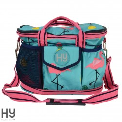 Hy Flamingo Grooming Bag