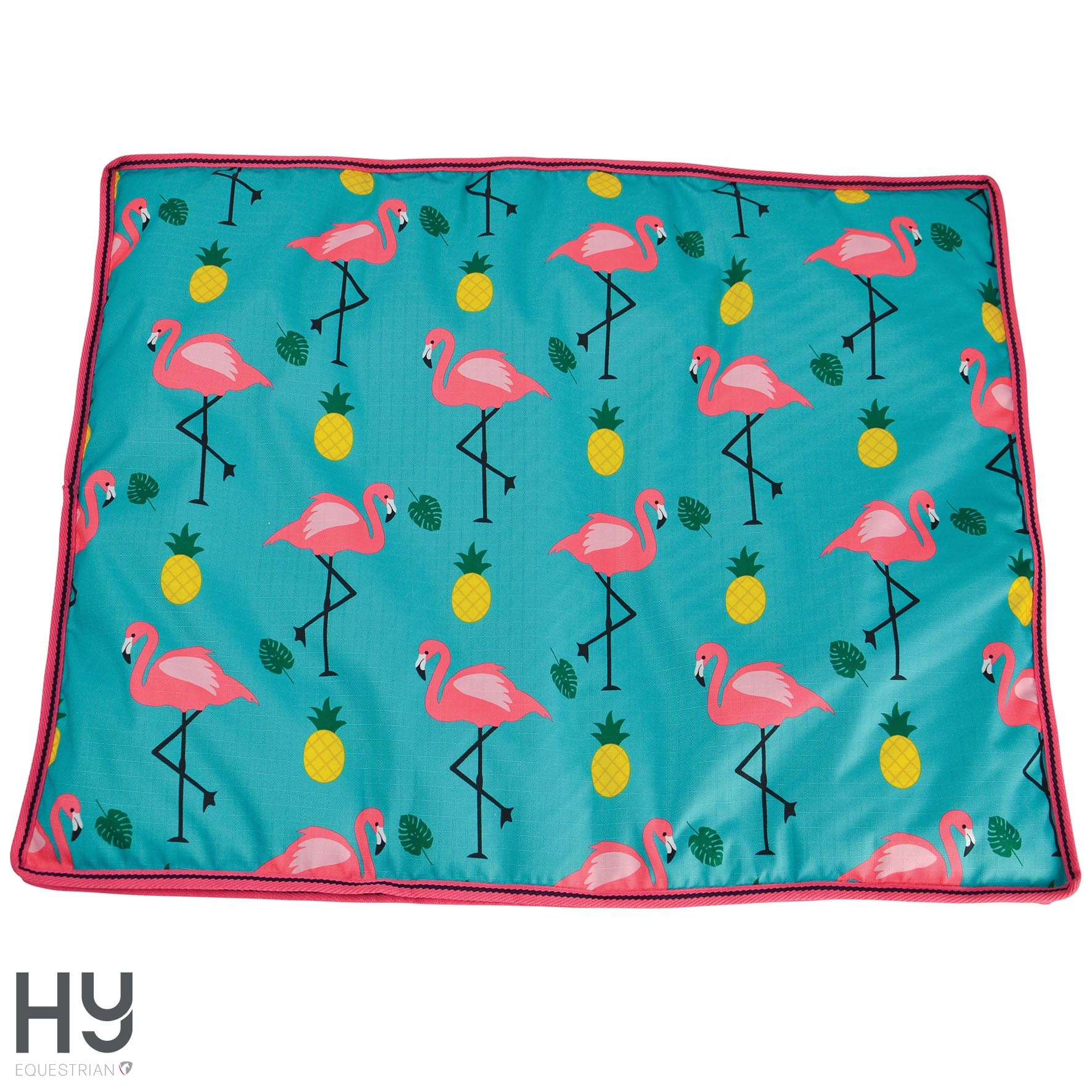 Hy Flamingo Dog Bed - 70 x...