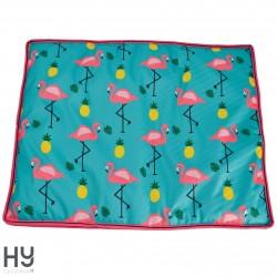 Hy Flamingo Dog Bed