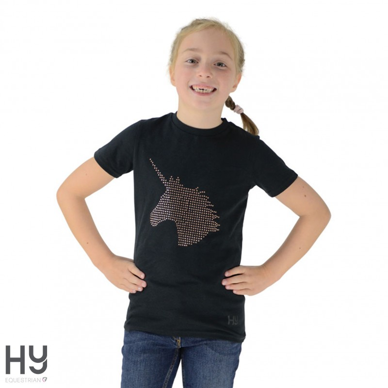 HyFASHION Little Unicorn Dreamer T-Shirt