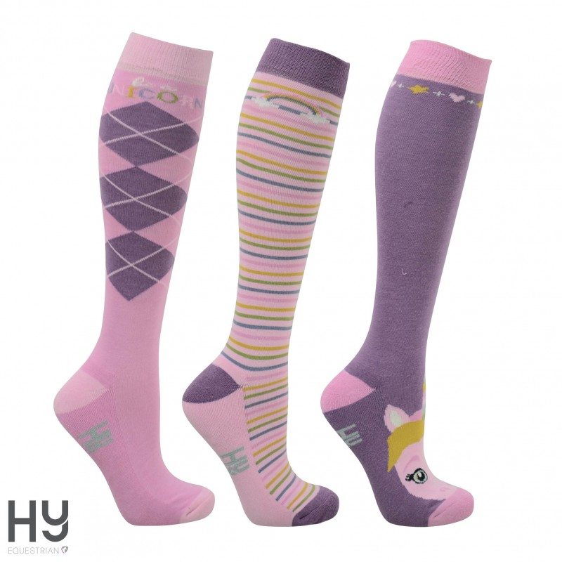 HyFASHION Little Unicorn Socks