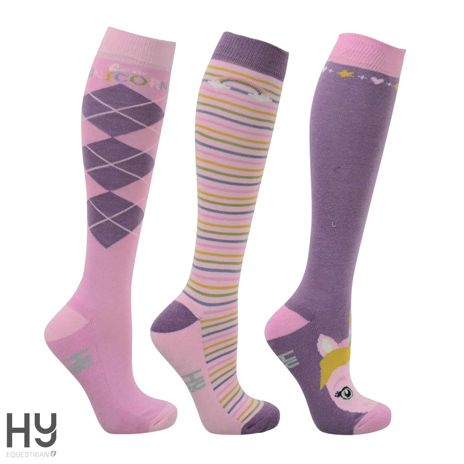 HyFASHION Little Unicorn Socks