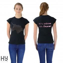 HyFASHION Unicorn Dreamer T-Shirt