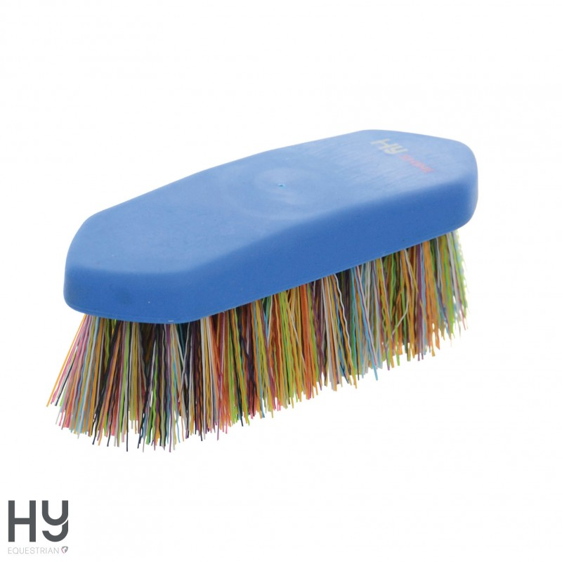 HySHINE Multi Colour Dandy Brush