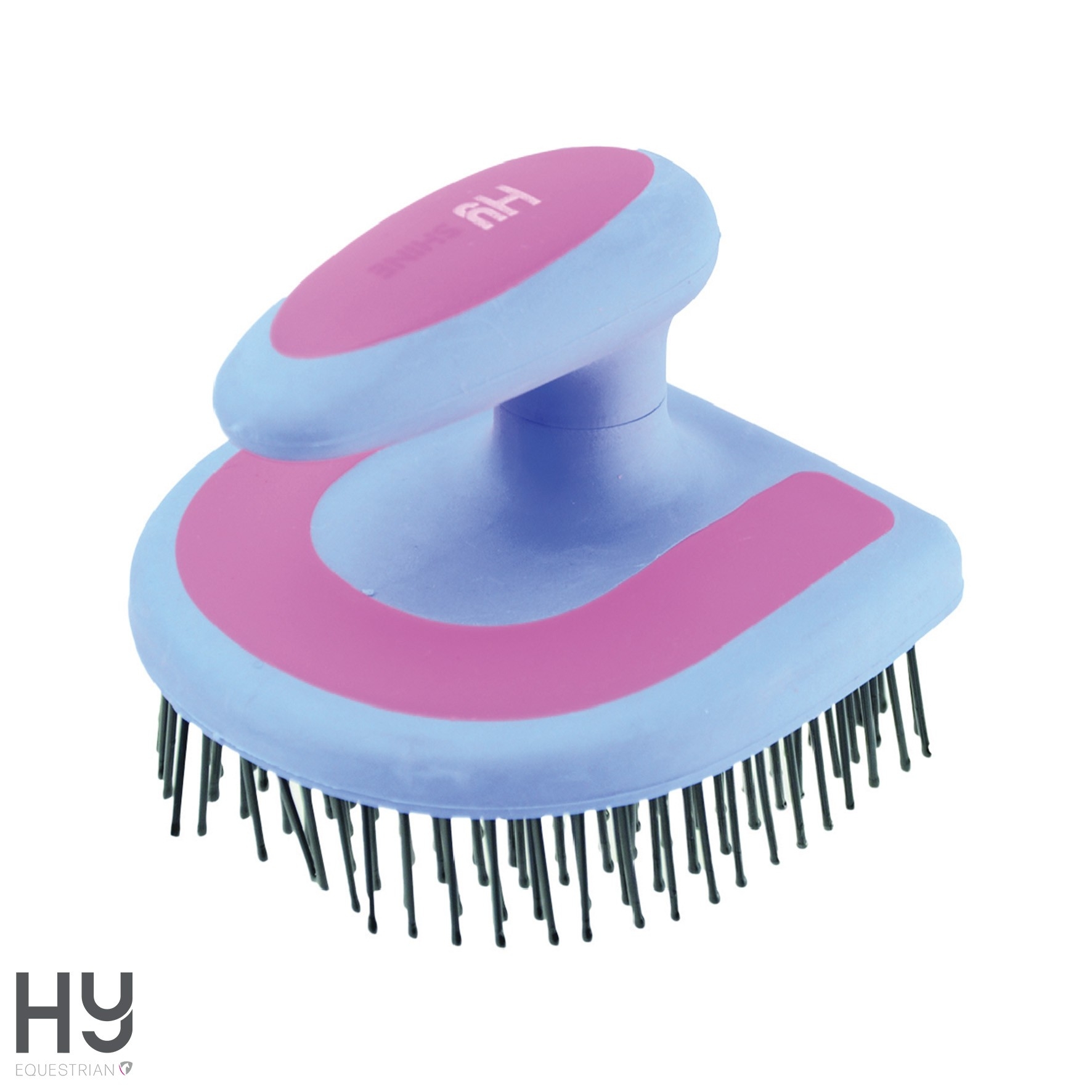HySHINE Horseshoe Mane Brush