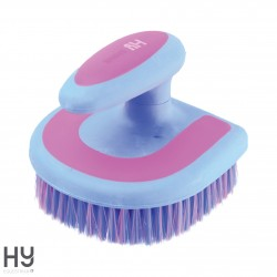 HySHINE Horseshoe Brush