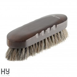 HySHINE Deluxe Flick Brush with Horse Hair
