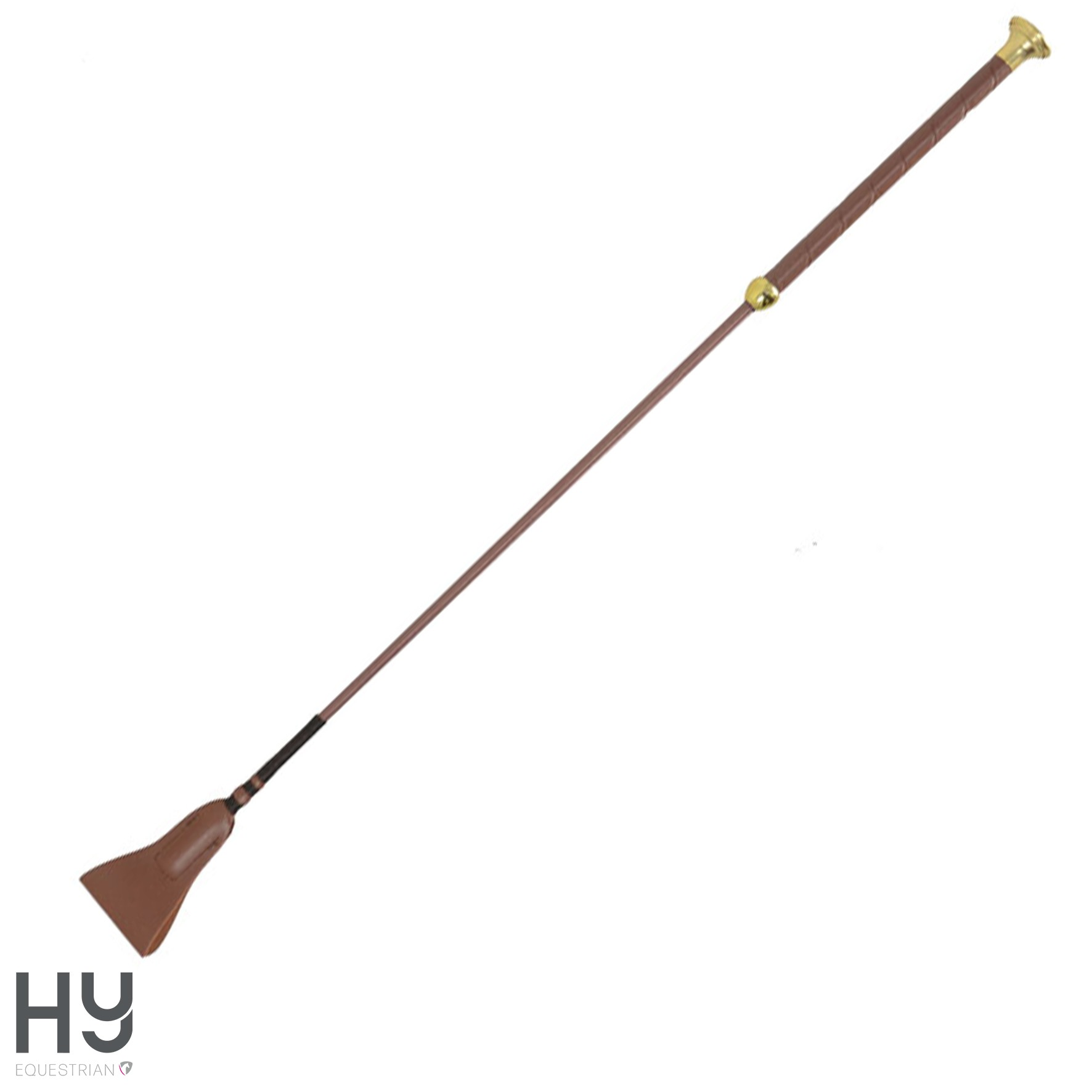HySCHOOL Faux Leather Riding Whip