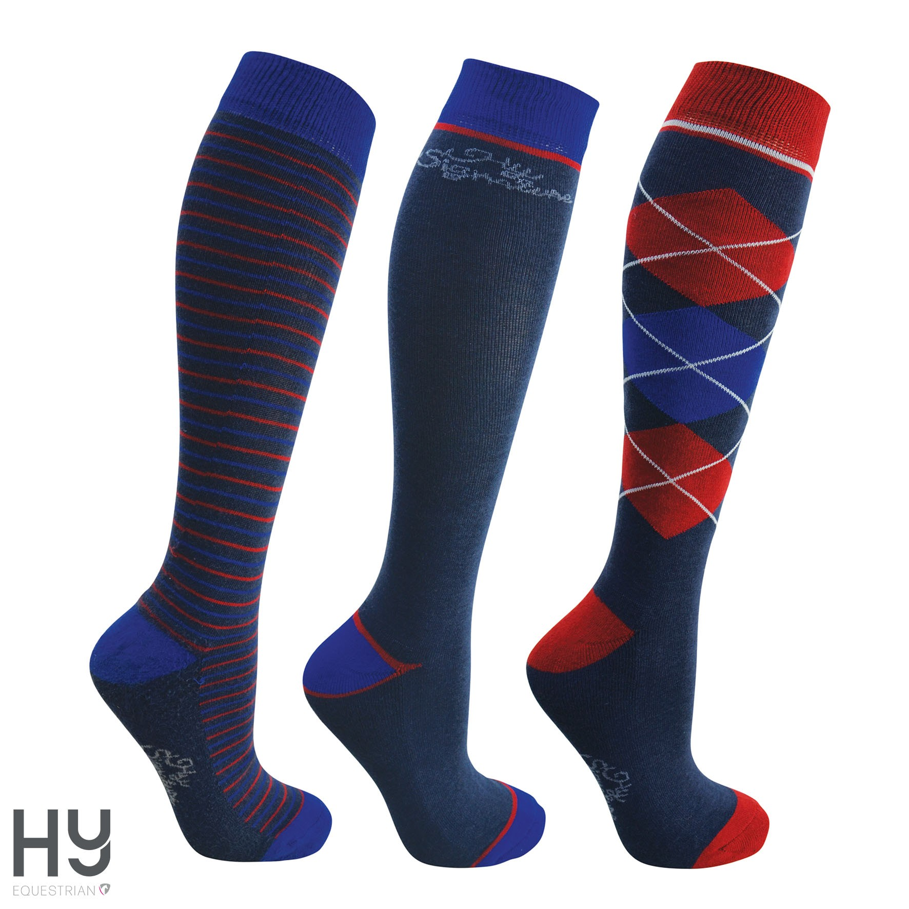 HyRIDER Signature Socks...