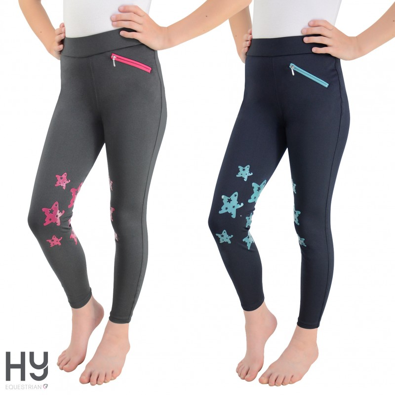 HyPERFORMANCE Theodora Children's Riding Tights
